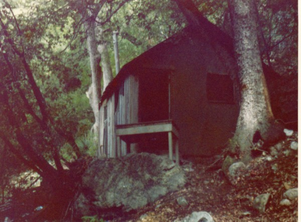 This was a second cabin on the site.